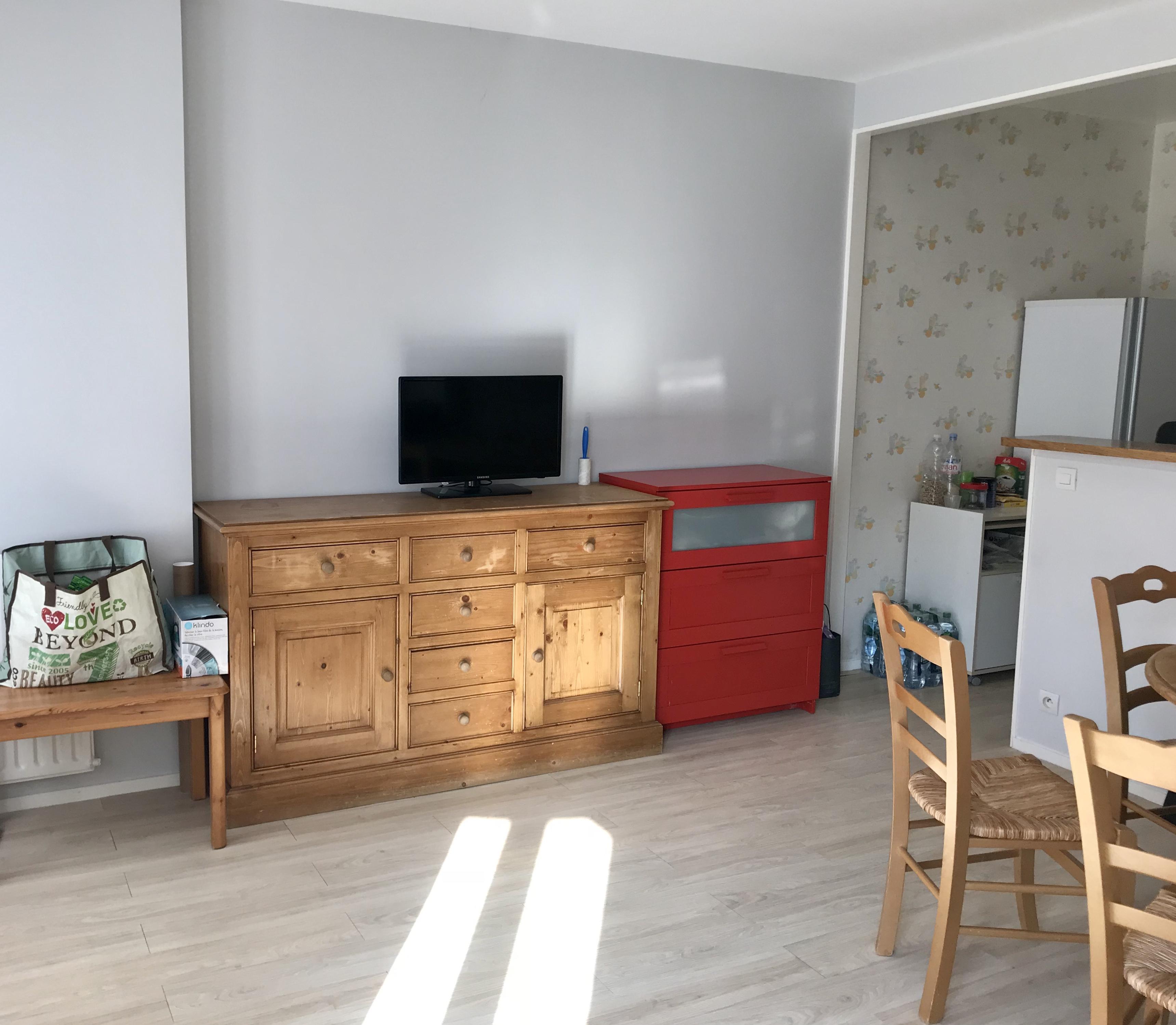 Appartement meublé 2 pièces à Guyancourt